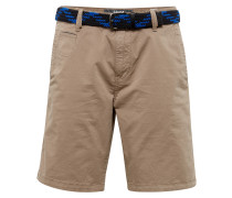 Shorts hellbraun