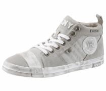 Sneaker grau / weiß