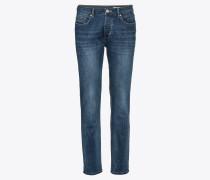 Jeans 'slim Midblwash' blue denim