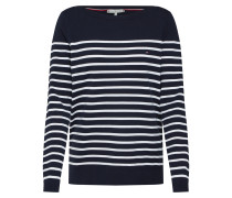 Pullover 'heritage Boat Neck S'