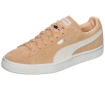 Suede Classic+ Sneaker Damen beige