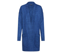Strickjacke 'Knit Cardigan' blau
