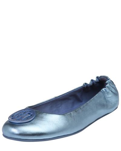 Billig Verkauf 100% Authentisch Ausgezeichnet Tommy Hilfiger Damen Ballerinas royalblau bBEVtaC6