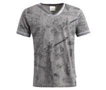 Shirt 'tendrik' dunkelgrau