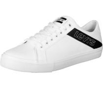 Schuhe ' Woodward L ' weiß / schwarz