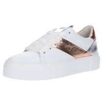 Sneaker 'Big' rosé / weiß