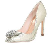 High Heels 'wfs-Elannam' gold / bronze