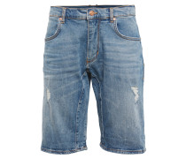 Jeans 'seek' blue denim