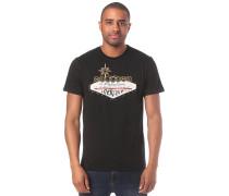 T-Shirt 'Faboulos Berlin' schwarz