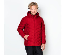 'Discovery Cove' Funktionsjacke rot