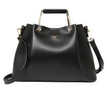 Handtasche 'darlow' schwarz