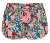 Shorts 'terri' blau / pink