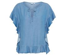 Shirt blue denim