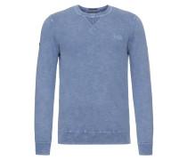 Pullover 'garment DYE L.a. Crew' hellblau