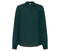 Bluse 'emily LS Top' grün