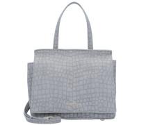 Handtasche 'Kaila' grau