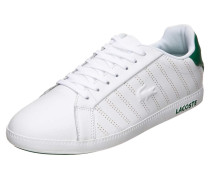 Sneaker 'Graduate' grün / weiß