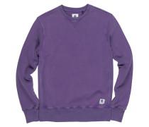 Sweatshirt 'Neon Crew' neonlila