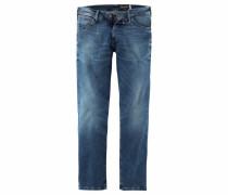 Slim-fit-Jeans 'Larston' blau