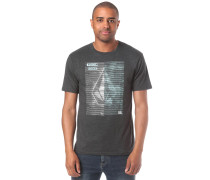 Line Tone Heather T-Shirt basaltgrau