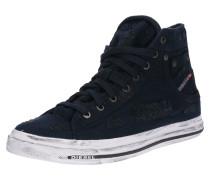 Sneaker 'exposure I' nachtblau
