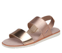 Sandale rosegold