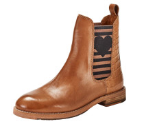 Chelsea Boot 'Amy' cognac / braun