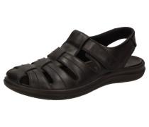 Sandale 'Luamic-702' schwarz