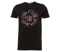 T-Shirt 'dofani T/s' schwarz