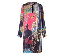 Kleid 'lg009180' mischfarben / schwarz