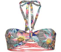 Bikinitop 'PW Reversible Bandeau Top' mischfarben