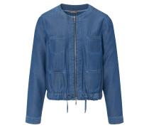 Jackenblazer blue denim