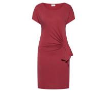 Kleid pastellrot