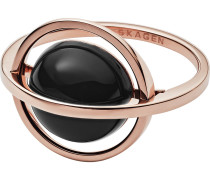 Ring 'skj1148791' bronze / schwarz
