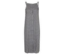 Neckholder Kleid schwarz / weiß