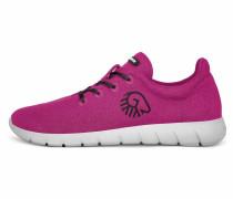 Schnürschuhe pink