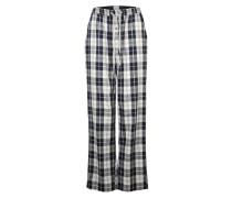 Pyjamahose dunkelblau