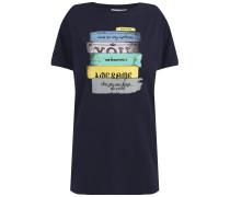 Shirt marine / mischfarben