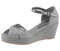 Sandalette 'Elba 43Ci' graumeliert