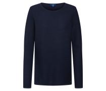 Sweater 'ottomane' kobaltblau