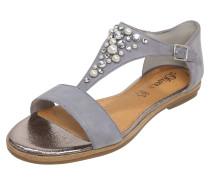 Sandale 'comfy' flieder