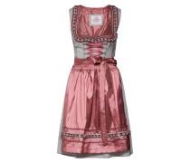 Dirndl 'Navina' grau / pink