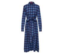 Blusenkleid 'Kolema' blau