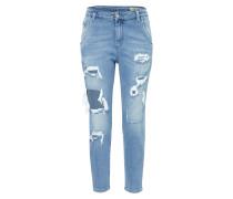 Destroyed Jeans 'Fayza-Evo' 084Nu