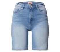 Jeansshorts 'onlpaola' blue denim