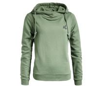 Sweatshirt 'moana' pastellgrün