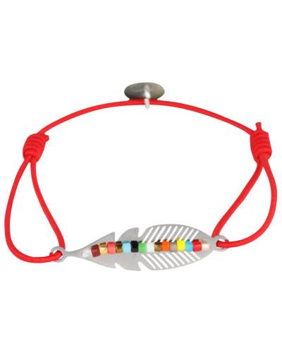 Armband mit Anhänger 'Ikita'