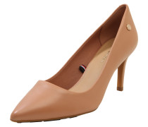 Pumps 'pointed MID Heel' nude