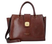 'Belleville' Handtasche Leder 35 cm