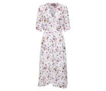 Kleid 'Jola' mischfarben / weiß
